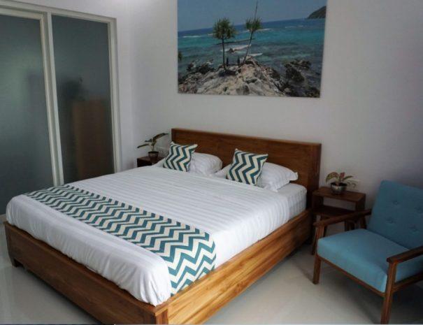 Happinezz Hills ocean room